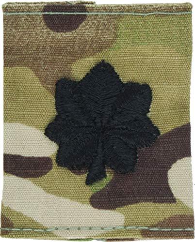 Army Scorpion OCP Officer Rank (Sew-on Shirt, O-5 Lieutenant Colonel)