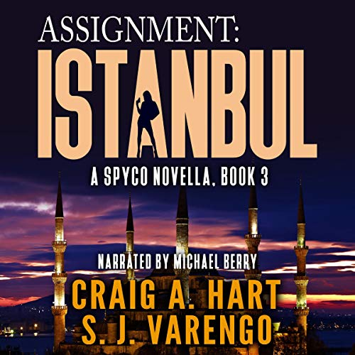Assignment: Istanbul cover art