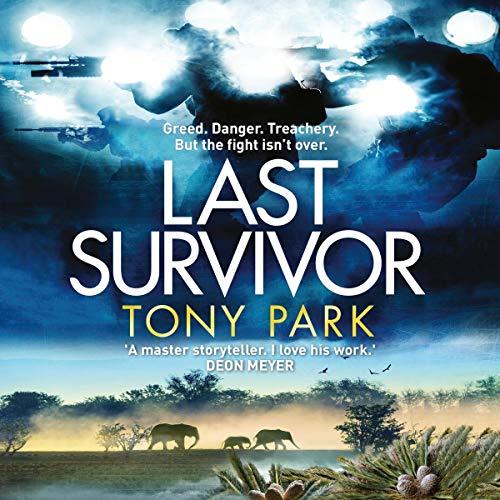 Last Survivor cover art