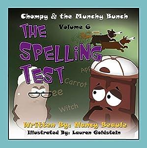 Chompy & the Munchy Bunch 6巻 表紙画像