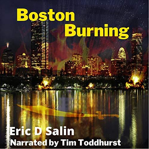 Boston Burning audiobook cover art