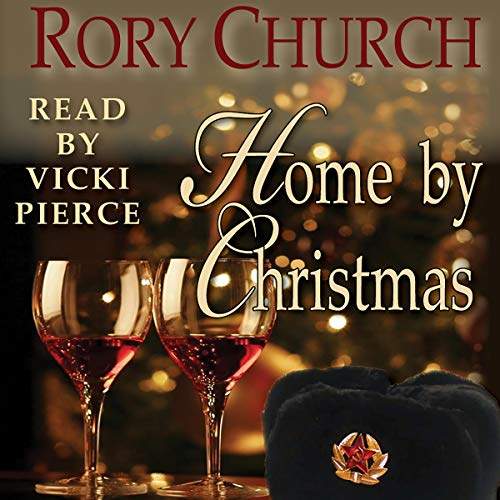 Home by Christmas Audiobook By Rory Church cover art