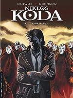 Niklos Koda - Tome 15 - Le Dernier masque de Dufaux Jean