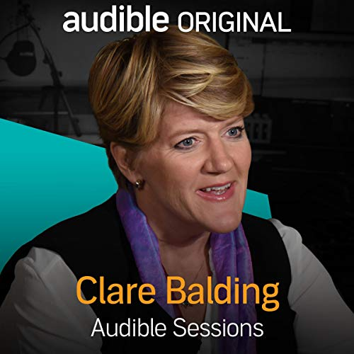 Clare Balding cover art