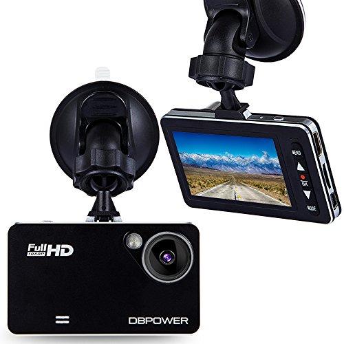 Navitech Telecamera per Auto Supporto per Ventosa per Fotocamera Db DBPOWER 2.7'