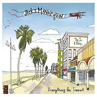 Everything In Transit [Music On Vinyl] [Clear]
