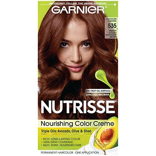 garnier hair color - 8