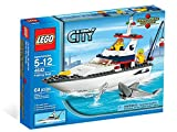 LEGO City Fishing Boat 4642