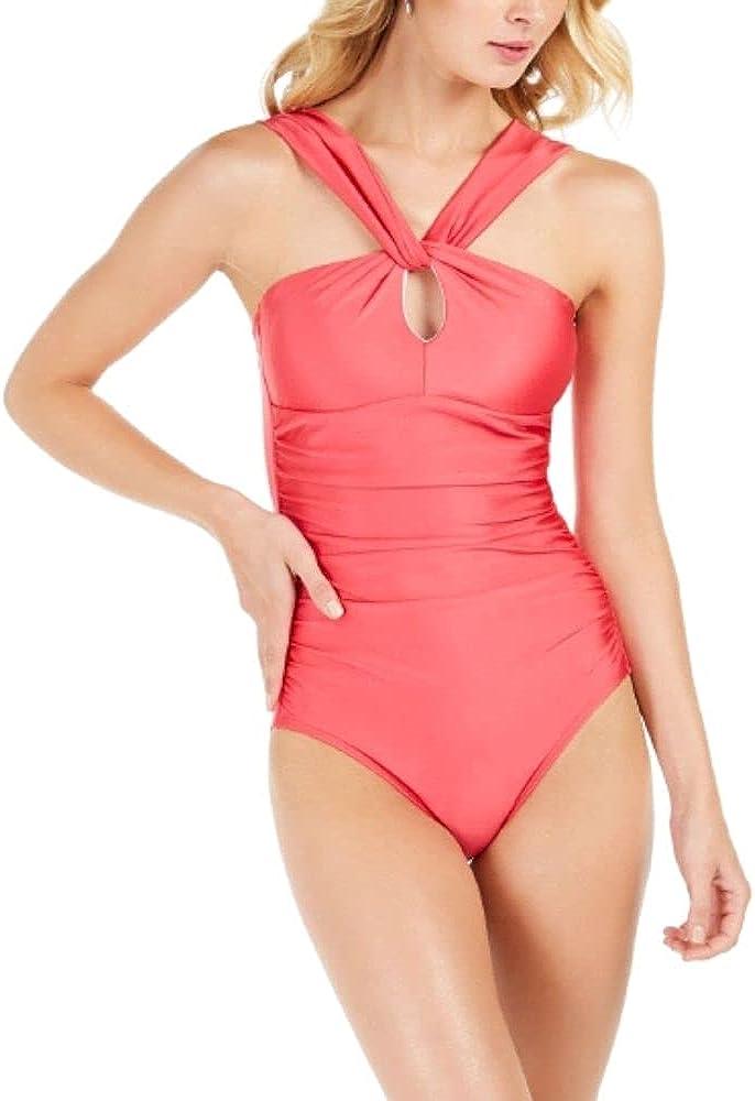 出色 キャンペーンもお見逃しなく Calvin Klein Santorini Convertible One-Piece Swimsuit Sw Women's