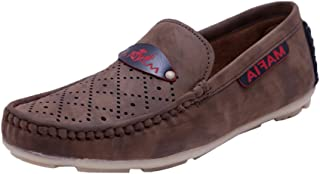 Fashion Victim Men's Synthetic Loafers