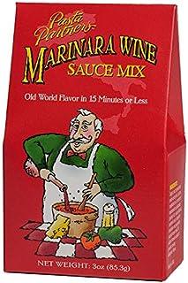 Pasta Partners Marinara Wine Sauce Mix, 3 Ounce
