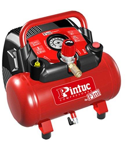 Compresor Portátil Pintuc ENERGY 6 de 1.5