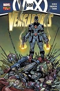 Los Vengadores Vol. 4 #23 (Los Vengadores Vs. La Patrulla-X)
