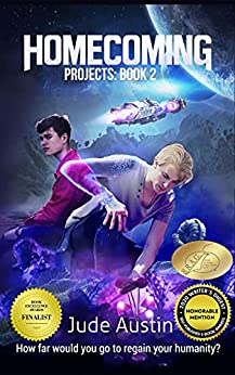 Homecoming (Projects Book 2) by [Jude Austin]
