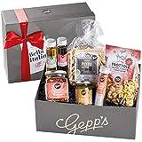 Gepp's Feinkost Bella Italia Geschenkbox I Feinste italienische Delikatessen, hergestellt nach eigener Rezeptur | Gourmet-Geschenk zu Weihnachten, zum Geburtstag I Geschenkkorb für Männer und Frauen