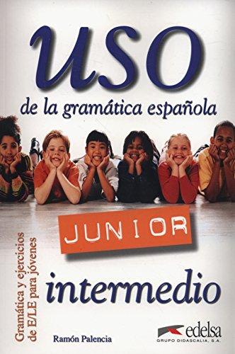 Uso de la gramática española. Libro alumno. Nivel junior intermedio. Per la Scuola media. Con espansione online (Vol. 2): Libro del alumno: intermedio