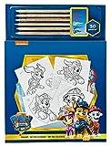 Undercover- Paw Patrol Kit de Pintura para niños, Multicolor (PPIU1291)