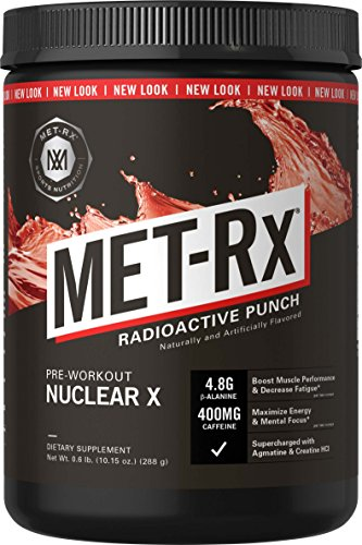 MET-Rx® Nuclear X Radioactive Punch, 288 gram