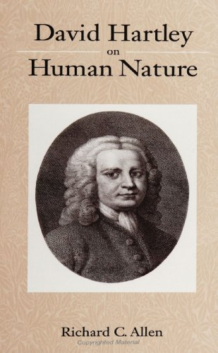 David Hartley on Human Nature (S U N Y Series in the Philosophy of Psychology)