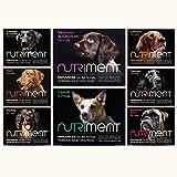 Nutriment Raw 10kg Mixer Box (Dog Food) 20 x 500g Mixed Variety