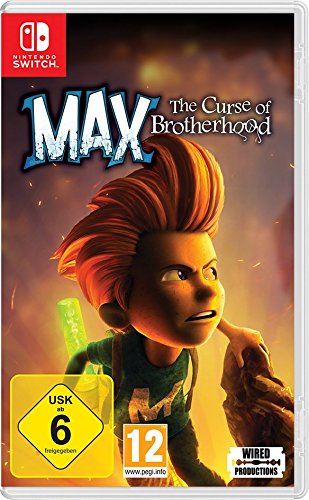 Max: The course of brotherhood Standard [Nintendo Switch]
