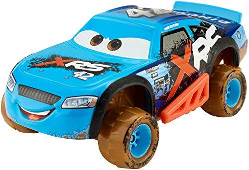 Disney Cars GBJ39 - XRS Xtreme Racing Serie Schlammrennen Die-Cast Spielzeugauto Cal Weathers, Spielzeug ab 3 Jahren