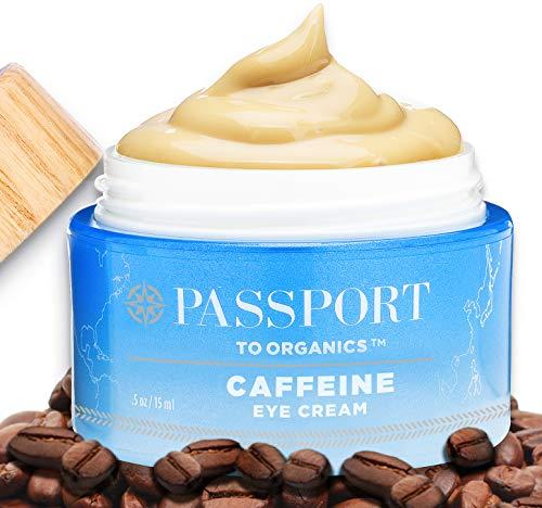 Koffein Eye Cream–Organic kolumbianischen Kaffee –-reduzieren Schwellungen, Augenringe und befeuchtet–ohne Parabene–stark haftend versandkostenfrei.