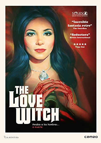 The Love Witch (THE LOVE WITCH - DVD -, Spanien Import, siehe Details für Sprachen)