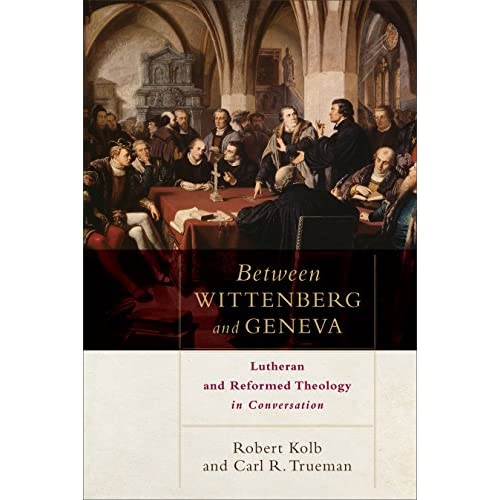 Between Wittenberg and Geneva: Lutheran and Reformed Theology in Conversation (English Edition)