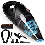 Best Car Vacuums - MEG Powerful Hand Car Vacuum Cleaner Cordless Rechargeable Review