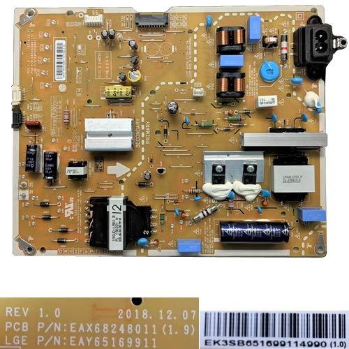 LG 55SM8500PLA  Marca Desconocido
