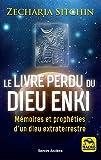 Le livre perdu du Dieu Enki - Mémoires et prophéties d'un dieu extraterrrestre - Macro éditions - 17/10/2019