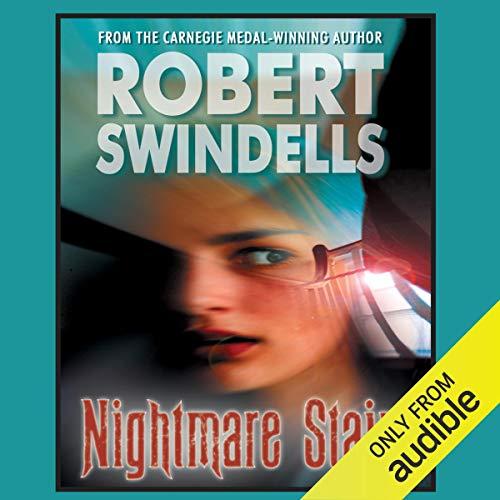 Nightmare Stairs audiobook cover art