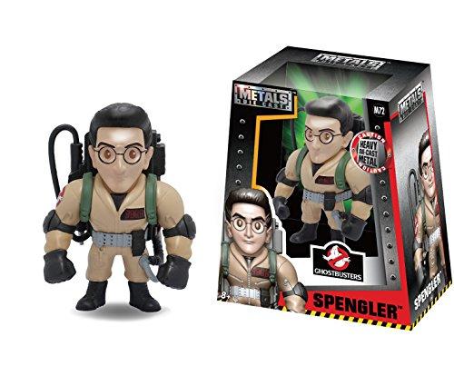 Funko 97641 Ghostbusters 97641 Jada Metals Die Cast 4 Inch Egon Spengler, Multi