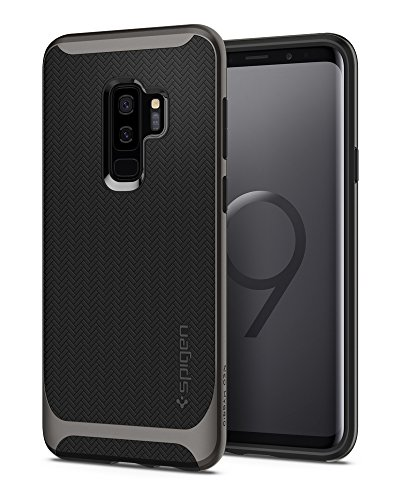 Spigen Neo Hybrid Designed for Samsung Galaxy S9 Plus Case (2018) - Gunmetal
