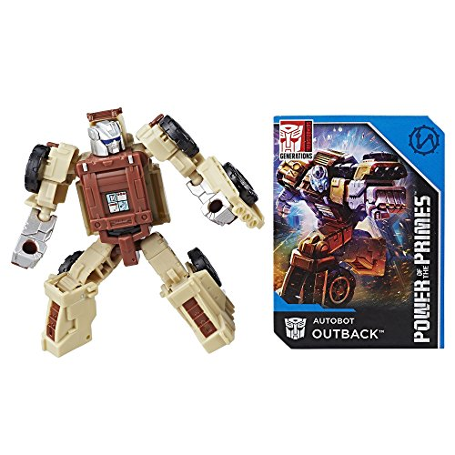 Transformers Autobot Outback Action Figure