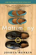 Matrimony (Vintage Contemporaries)