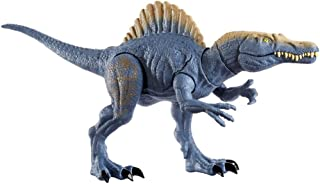 Espinosaurio, Jurassic World, Mattel, Multicolorido Mattel Multicolorido