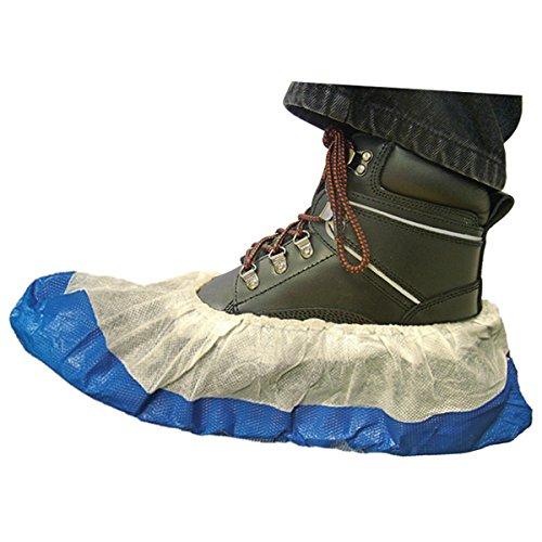 Scan WWDISSHOE Sur-chaussures jetables 20 paires (Import Grande Bretagne)
