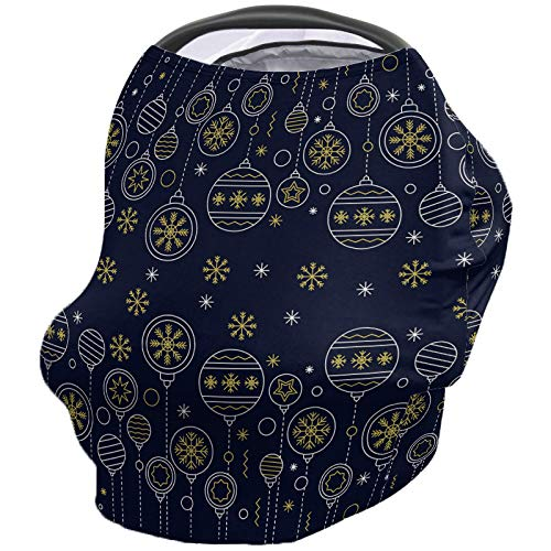 Buy Discount Baby Nursing Cover Breastfeeding Cover Soft Breathable Chemical-Free 360° Coverage, Me...