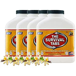 720 tabs Survival Tabs 60-Day Emergency Survival MREs Meals Ready-to-eat...