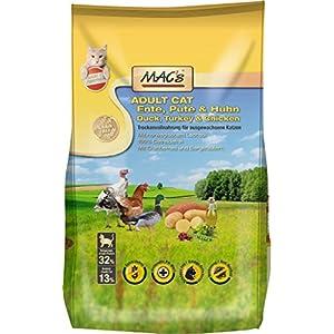 Mac's Katzenfutter getreidefrei Adult Ente, Pute & Huhn, 1.5 kg 3