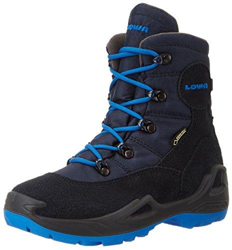 Lowa Unisex-Kinder Rufus III GTX HI Trekking- & Wanderhalbschuhe, Blau (Navy/blau_Navy/Blue), 33 EU