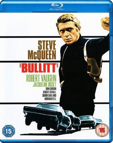 Bullitt [Reino Unido] [Blu-ray]