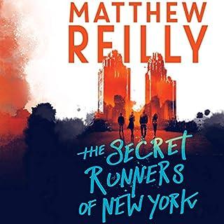 The Secret Runners of New York cover art