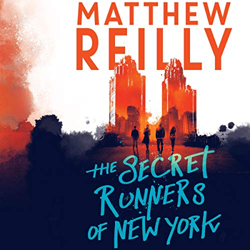 Couverture de The Secret Runners of New York