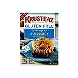 Krusteaz Gluten Free Blueberry Muffin Mix, 15.7 oz Box