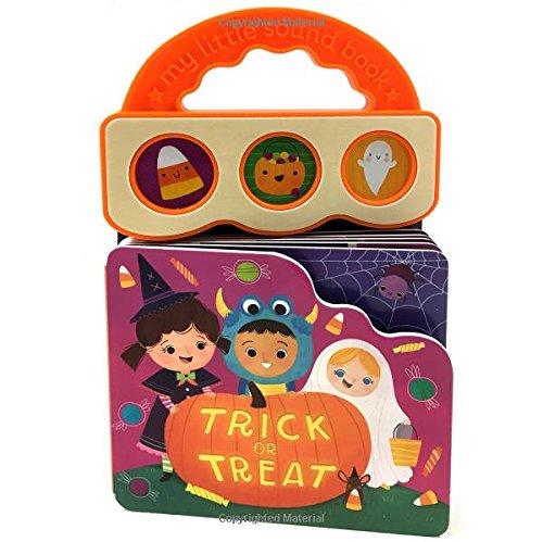 Trick or Treat: Halloween Interactive Children's Sound Book (3 Button Early Bird Sound Books)