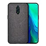 Olixar for Oppo Reno Fabric Back Case - Slim Fit - Fabric