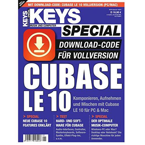 PPV Medien Keys Special 1/2019 inkl. Cubase LE 10